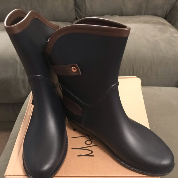 81d718d123c modern rush Shoes | New Womens Libby Rainboots Blackben | Poshmark